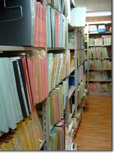 相思社の資料室