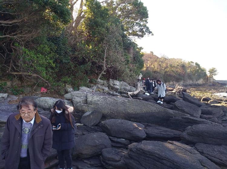 明神海岸を散策|水俣病センター相思社の水俣案内