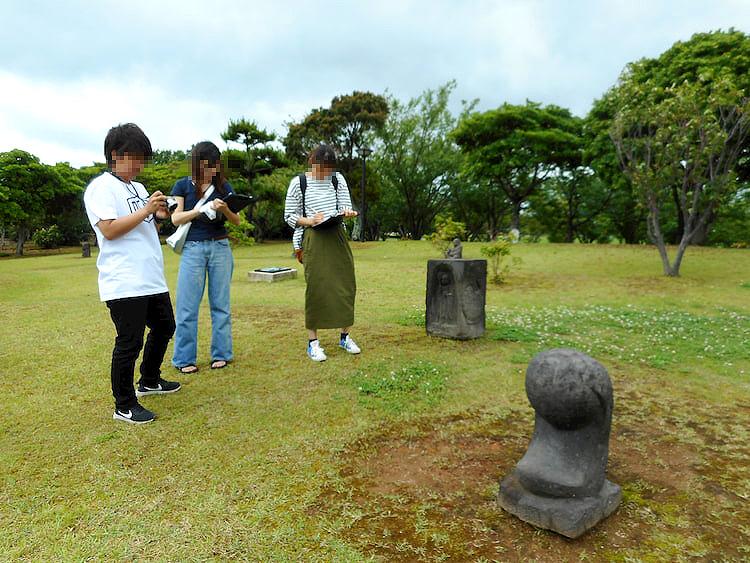 菊陽町の先生を水俣案内|水俣病センタ-相思社