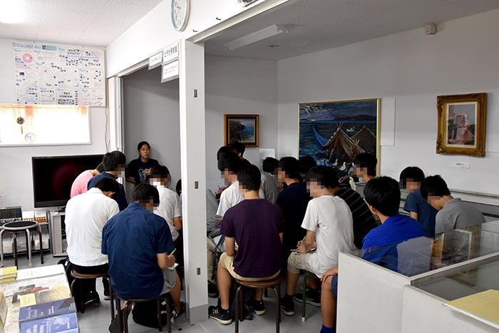 筑波大附属駒場高校の生徒に講話 水俣病センター相思社