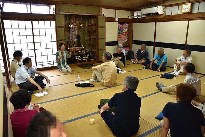 日本地理教育研究会の皆様が来館|水俣病センター相思社