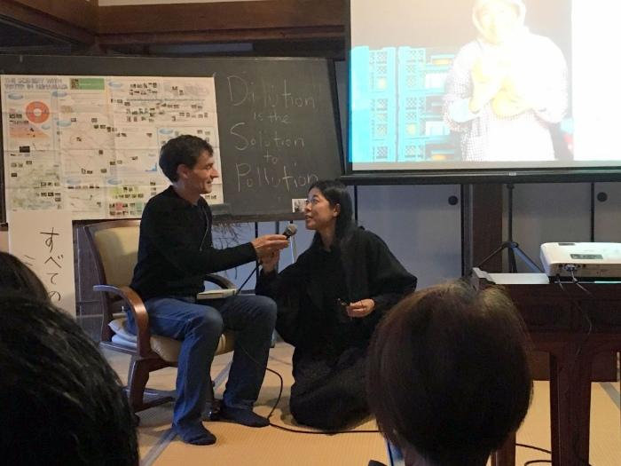 アーサー・ビナードと永野三智の対談|水俣病センター相思社