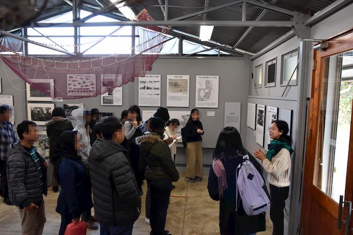 京都大学の留学生が来館|水俣病歴史考証館