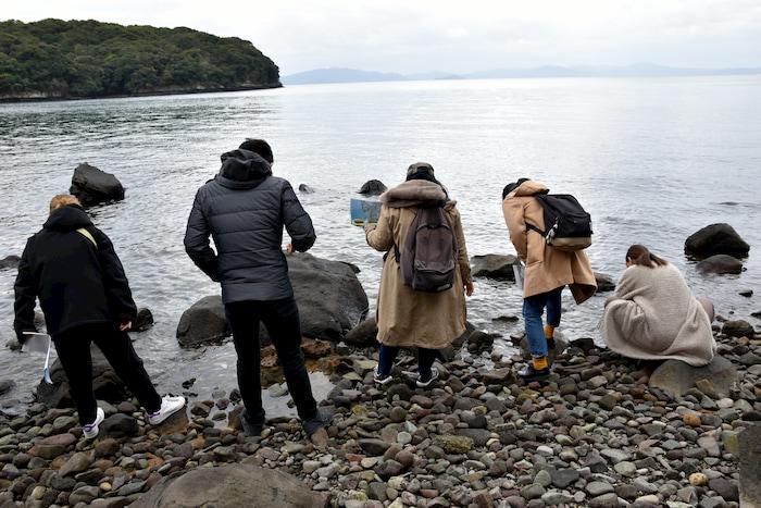 鹿児島大学中川亜紀治先生のゼミを案内|水俣病センター相思社の水俣案内