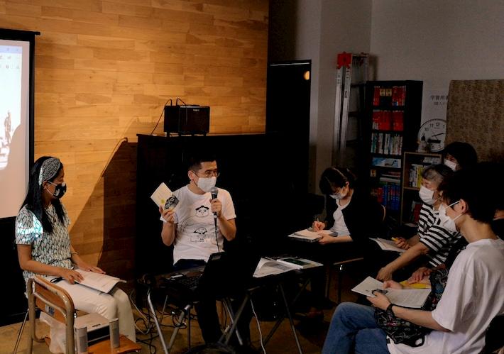 永野が福岡市とらきつねで講演|水俣病センター相思社