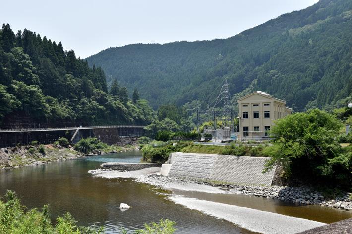 川辺川第二発電所|水俣病センター相思社